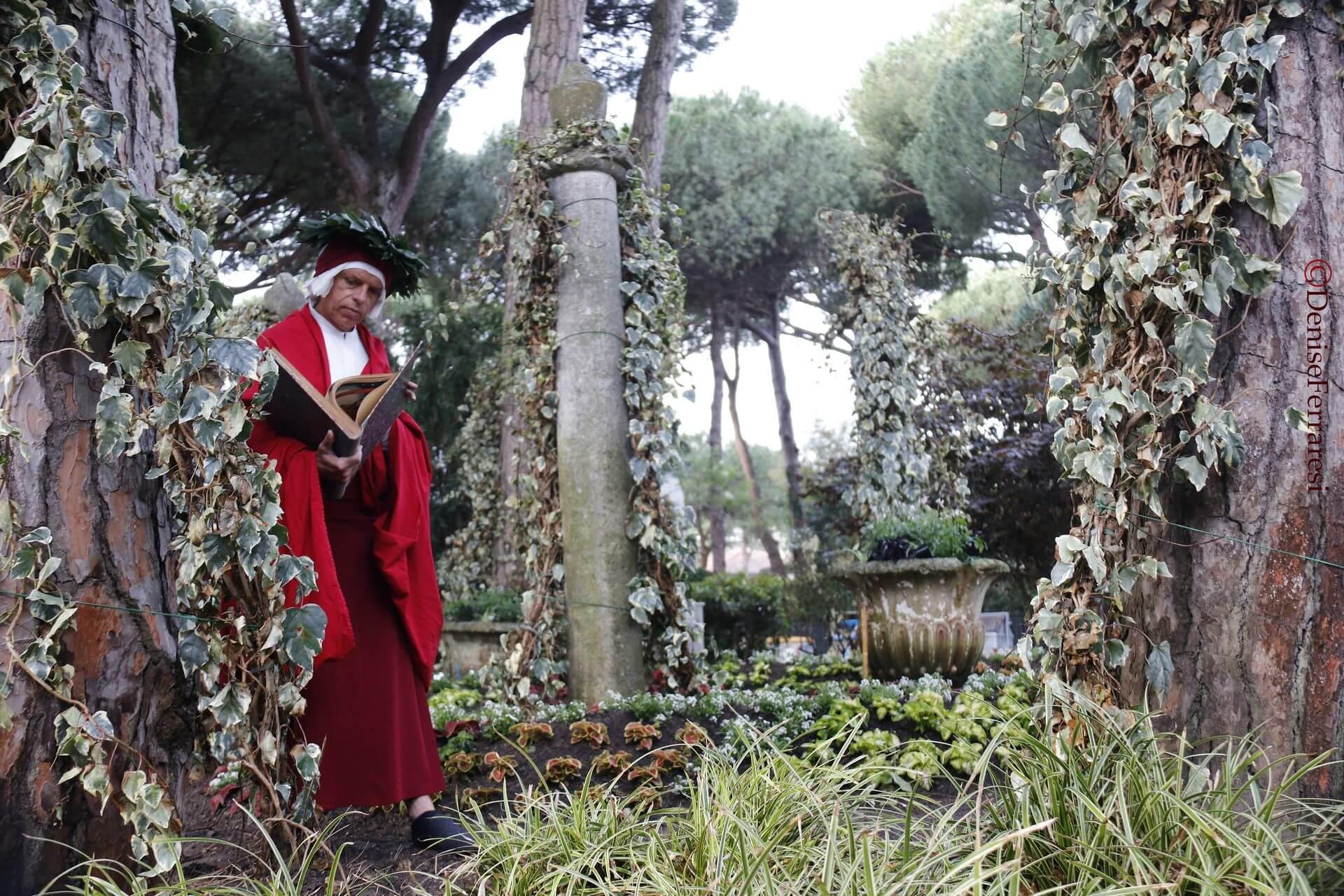 """La Mostra Fotografica """"Dante e i Giardini dell'Eden"""""""