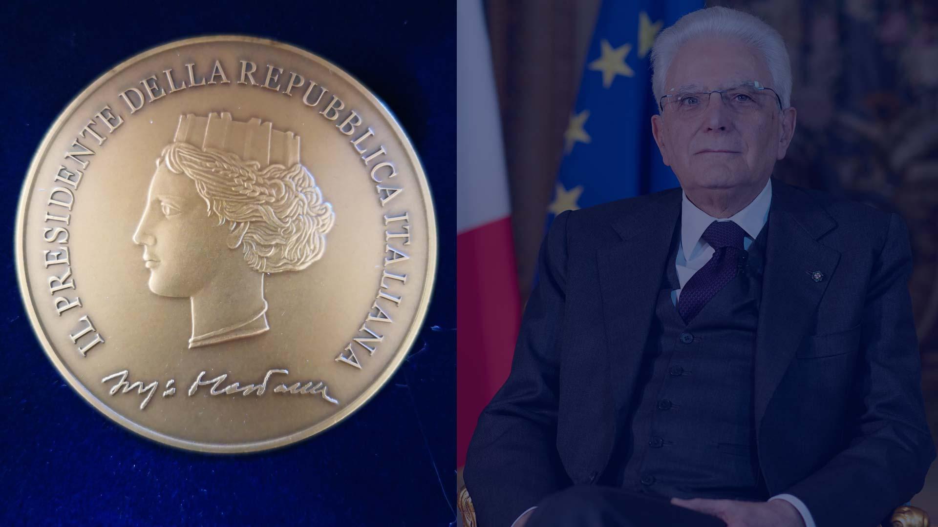Cervia Città Giardino si guadagna la Medaglia del Presidente della Repubblica!
