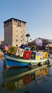 Barche Fiorite 2017 a Cervia - 2