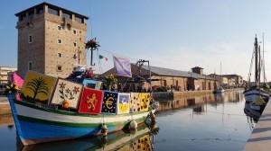 Barche Fiorite 2017 a Cervia - 7